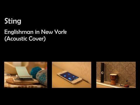 DIY Music Box and Smule Ocarina. Sting. Englishman in New York - YouTube