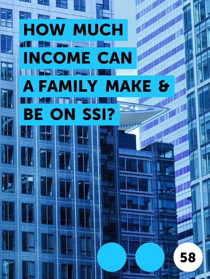 How Much Income Can A Family Make Be On Ssi In 2020 Military Benefits Department Of Veterans Affairs Us Army Reserve
