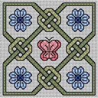JMD Designs Home - Janet M. Davies - New Zealand - Converting Charted Designs - Needlework, Quilting and Applique