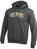 Champion®SUNY Broome Community College Hooded Sweatshirt - $40