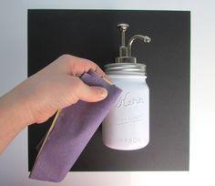 DIY: Comment fabriquer un distributeur de savon avec un bocal