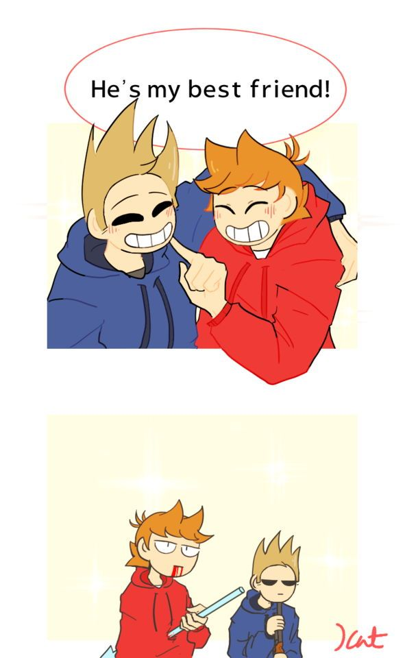This bring me life | Eddsworld | Tomtord comic, Eddsworld
