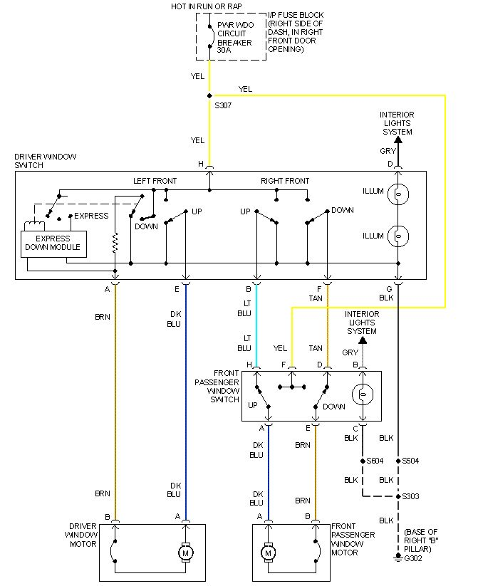 Images About Auto Manual Parts Wiring Diagram On Chevy Venture Power Window At 2002 Silverado: Chevrolet Silverado Power Window Wiring Diagram At Submiturlfor.com