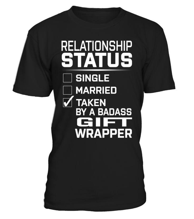 Gift Wrapper - Relationship Status