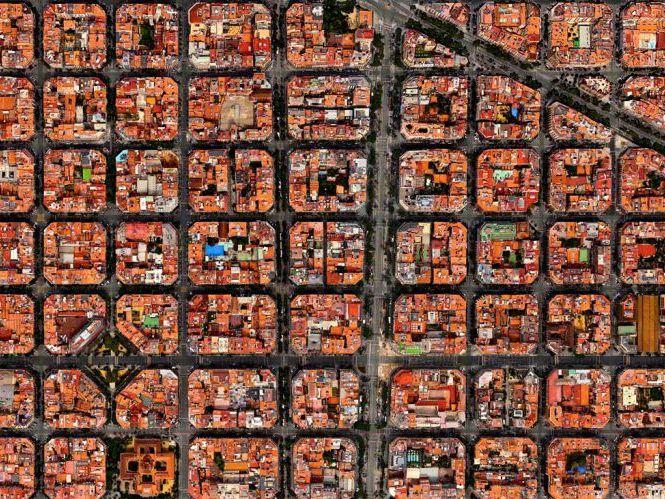 Découvrez les oasis de l'Eixample, au coeur d'un quartier très très particulier à Barcelone !
