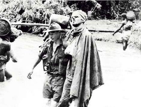 On The Kokoda Track...an Iconic image..