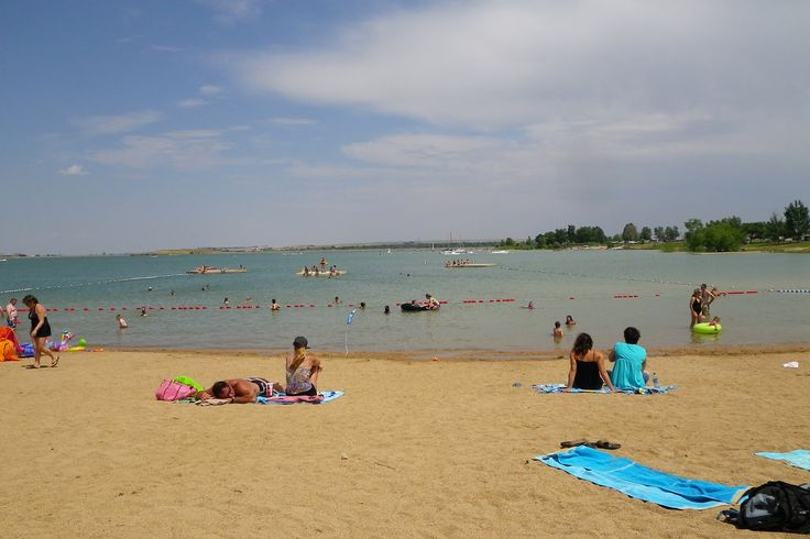 These 6 Sandy Beaches In Colorado Are Pure Paradise In The Summer | The Denver City Page