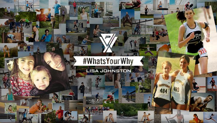 Lisa Johnston took time out from her training to join ProForm in sharing why she runs. Find out why:  http://blog.proform.com/?p=1718  #WhatsYourWhy