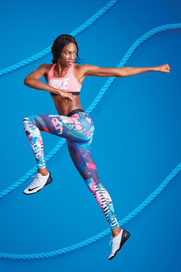 The limited edition Nike Tight of the Moment x N+TC Tour Los Angeles is now available.