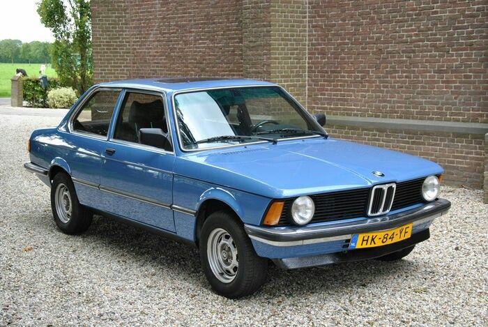 1980 BMW 318
