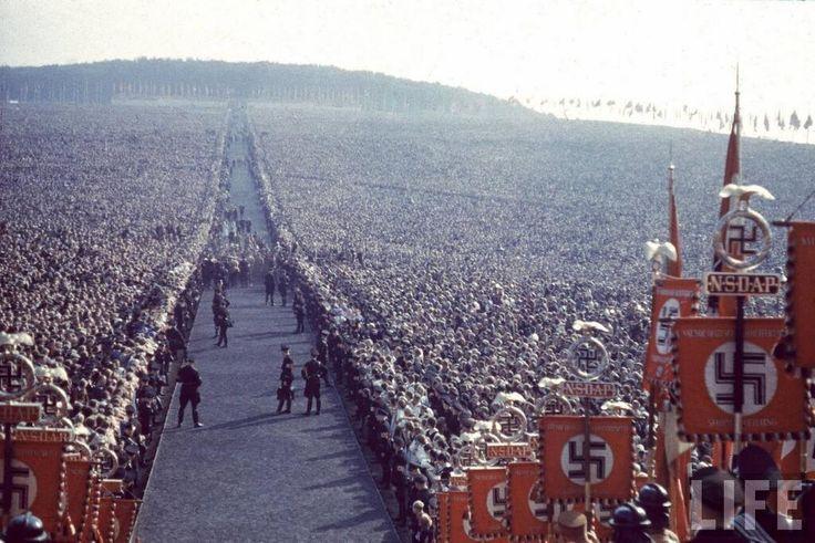 Reichserntedankfest Nazi 1937