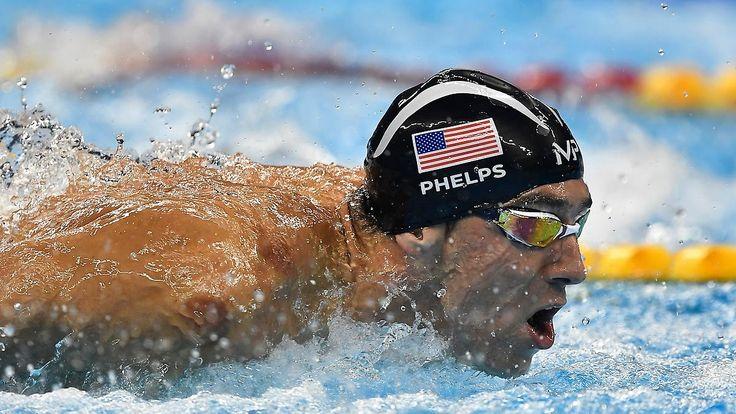 Heintz verpasst Bronze knapp: Phelps schreibt weiter Sportgeschichte
