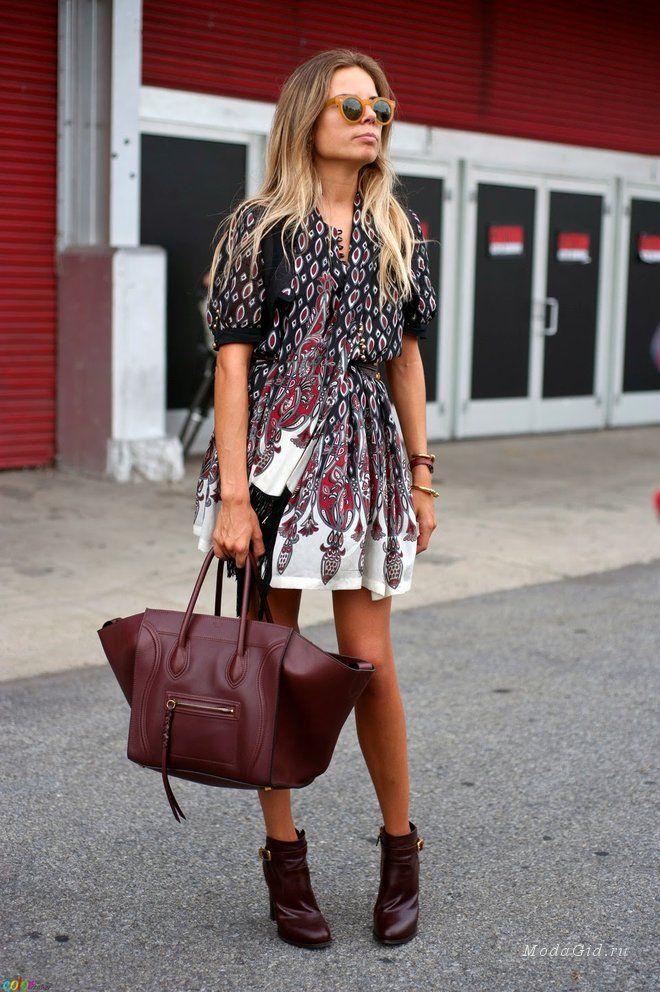 Уличная мода: Стиль Эрики Пелосини