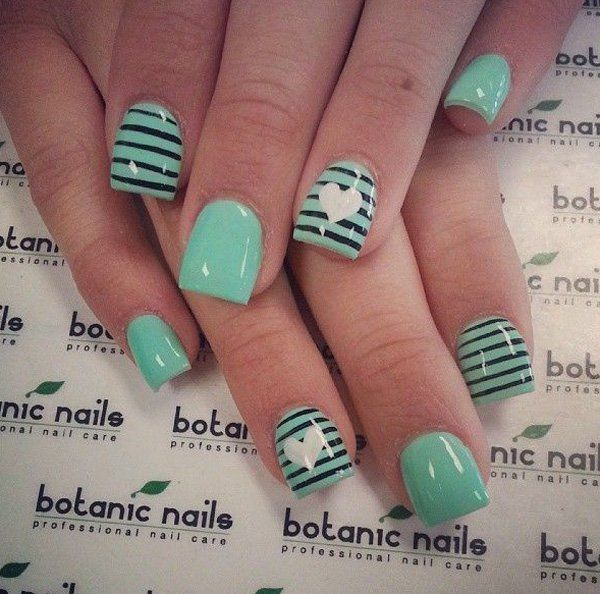 65 Examples of Nail Art Design | Art and Design
