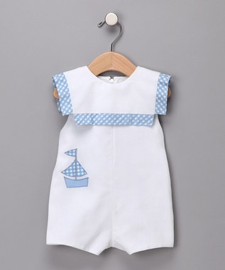 Adorable! I want a little boy to put this in, who will hate me later when I show his first girlfriend lol