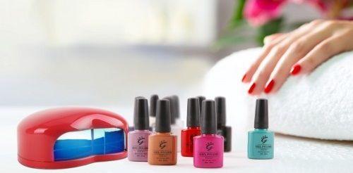 shellac nail kits