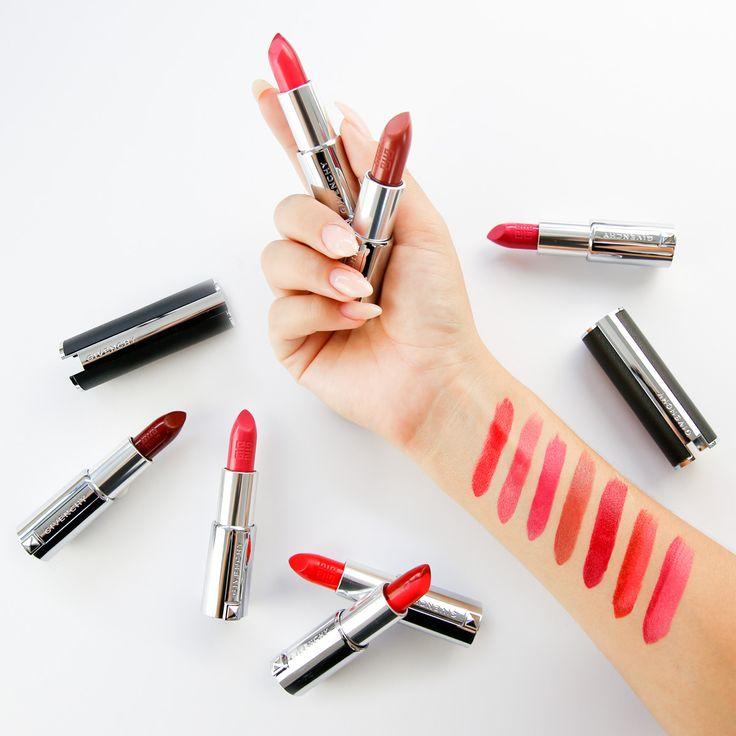 Bright lips with givenchy: https://www.flaconi.de/make-up/givenchy/le-rouge/givenchy-le-rouge-lippenstift.html?som=pinterest.post.flaconi_givenchy_lipsticks_170828.