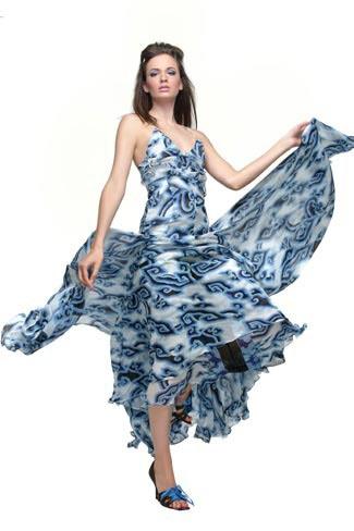 Batik Fashion 2012, Batik Mega Mendung