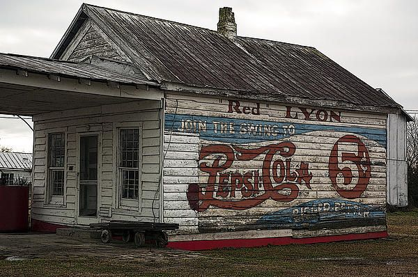 Reminds me of an old country store we went to a lot growing up. Simpler times.