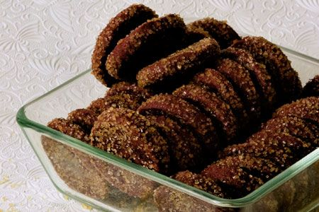 Σοκολατένια μπισκότα με καστανή ζάχαρη - Συνταγές | γλυκές ιστορίες