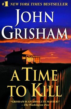 Have read all of Grisham books concerning the law & lawyers, this one, his first remains my favorite.