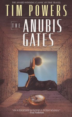 The Anubis Gates by Tim Powers