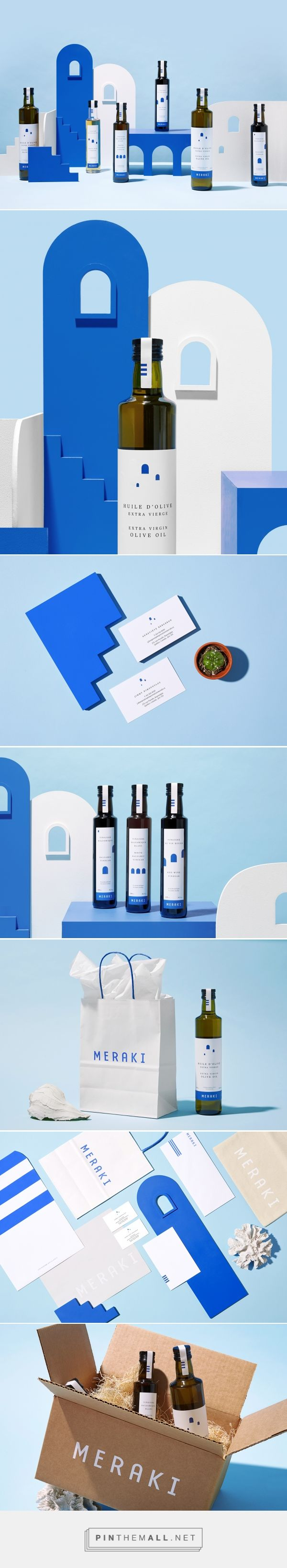 Meraki / Greek products packaging / by Caserne .