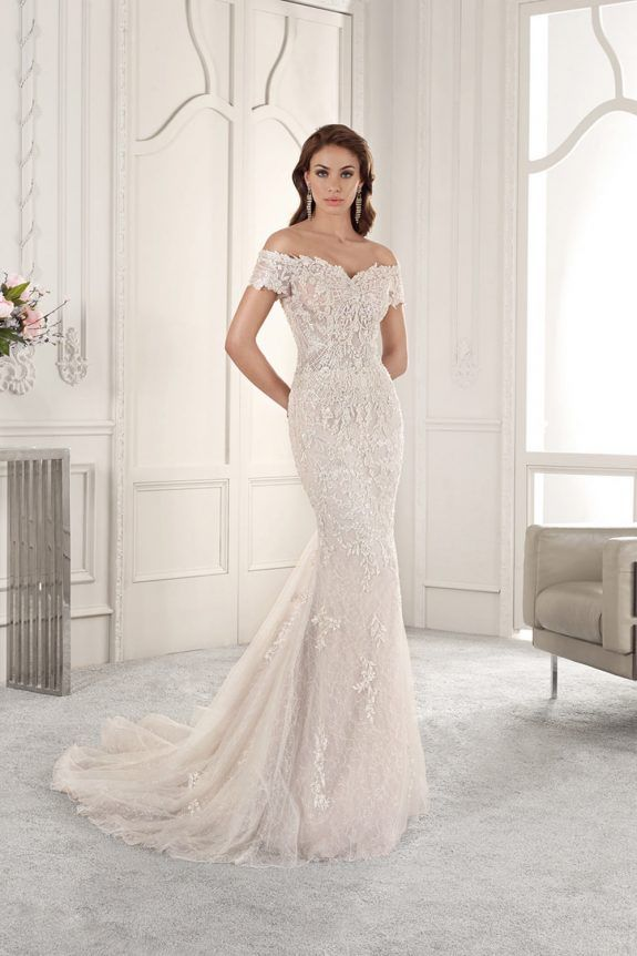 Demetrios Wedding Dress 837 Sensuous And Sophisticated