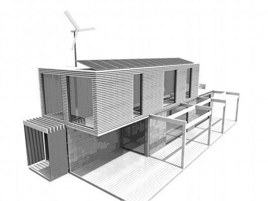 modern concrete house design
