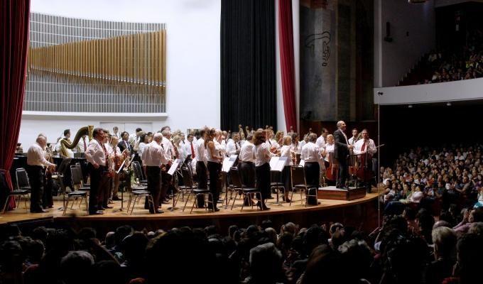 La OFCM ofrece concierto para celebrar el mes patrio y el 150 aniversario del…