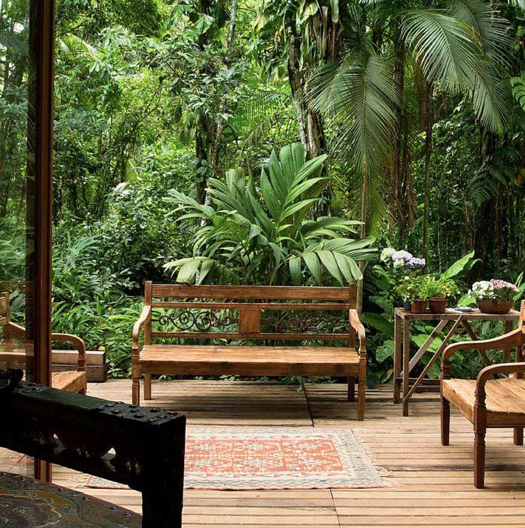 Casa em Camburi com vista pra montanha onde só há natureza por perto. Para recarregar as energias
