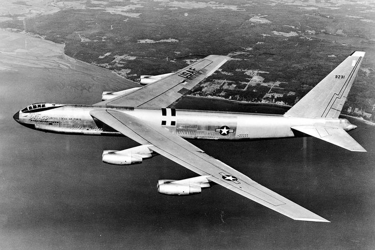 April 15, 1952: first flight of the YB-52, second prototype of the Boeing B-52 Stratofortress. The current variant of the venerable bomber, the B-52H, remains an integral part of the US Air Force fleet, and is expected to continue serving into the 2040s.