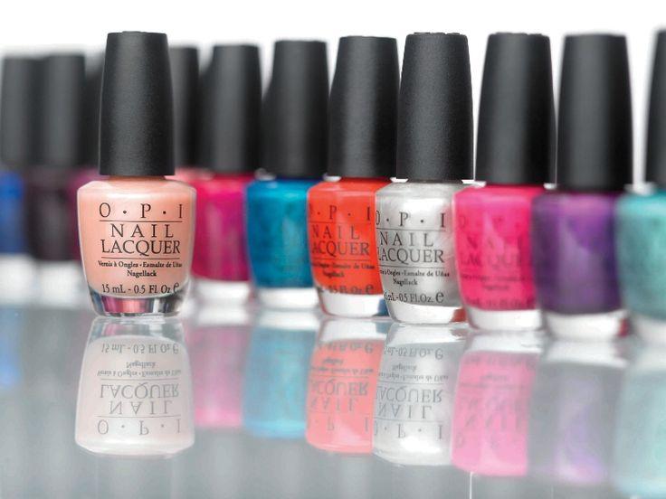 8 best O.P.I Nail polish images on Pinterest