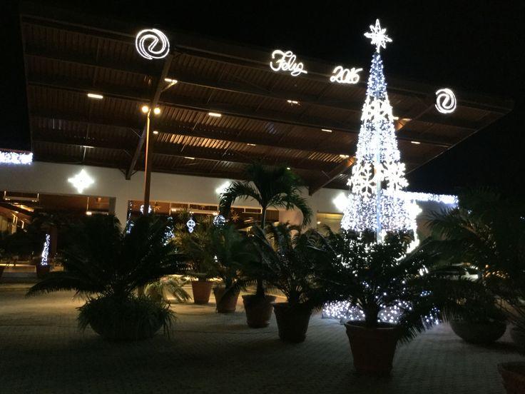 Natal no Enotel Acqua Club/Brasil