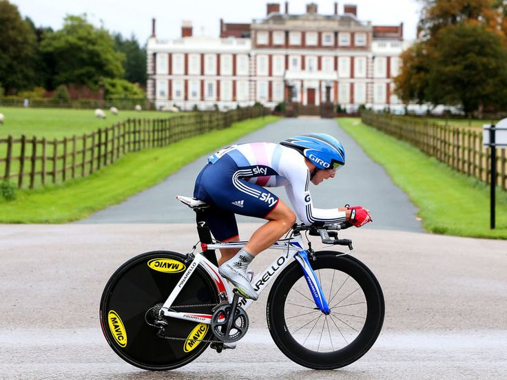 Simon Yates is having a great Tour of Britain (so far) - shame Adam came off on Stage 2