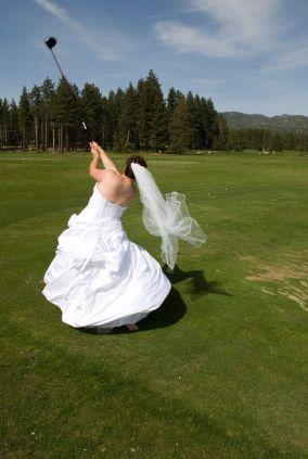 Golf Theme Wedding Ideas & Supplies : WhereBridesGo.com