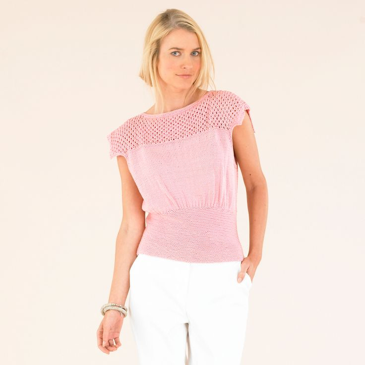 Pretty Chic - from the third Sublime Egyptian cotton dk book 672