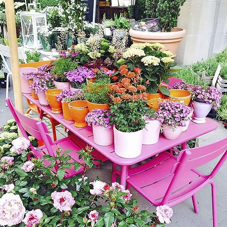 61 best images about fermob gartenm bel on pinterest outdoor lounge tables and armchairs. Black Bedroom Furniture Sets. Home Design Ideas