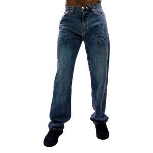"COOGI Australia 32"" Inseam Rinsed Straight Fit Mens Jeans (Apparel)"