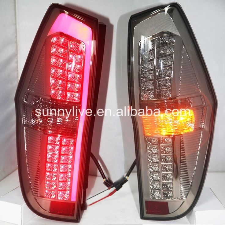 259.99$ Buy now - http://alifn2.worldwells.pw/go.php?t=32764124830 - For Hyundai Grand Starex H1 LED Tail Lights Rear Lamps 2007-2011 Clear lens
