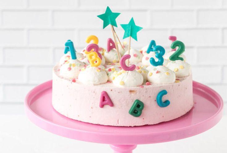 Abc Eine Kinderleichte Einschulungstorte Einschulungstorte Torte Einschulung Kuchen Einschulung