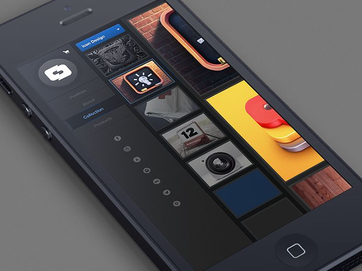 #UI Mobile Portfolio