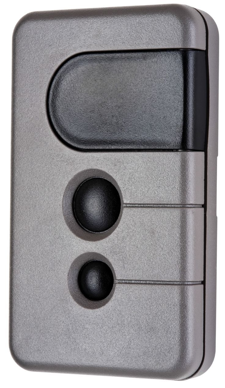 Need a new garage door opener remote The Clicker is cost effective and simple.