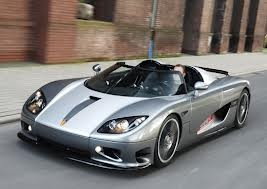 2011 Edo Competition Koenigsegg CCR Evolution   Front And Side Speed      Wallpaper