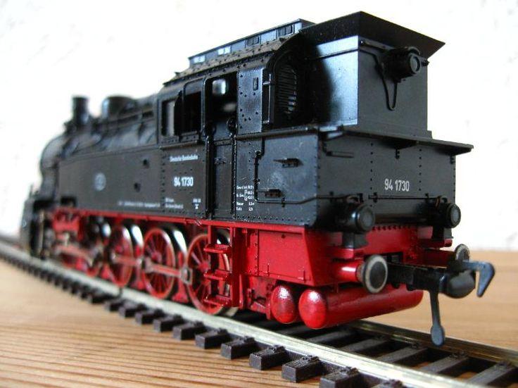 H0 Dampflok BR. 94 17 30 von Fleischmann