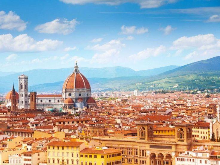 4. legszebb város a világon: Firenze, Olaszország