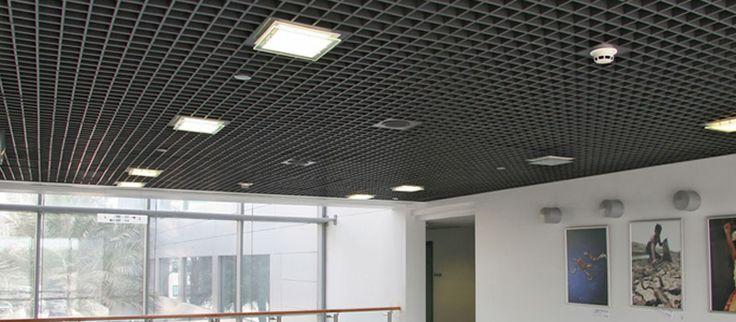 Metal Asma Tavan Sistemleri | Deckon Asma Tavan Sistemleri