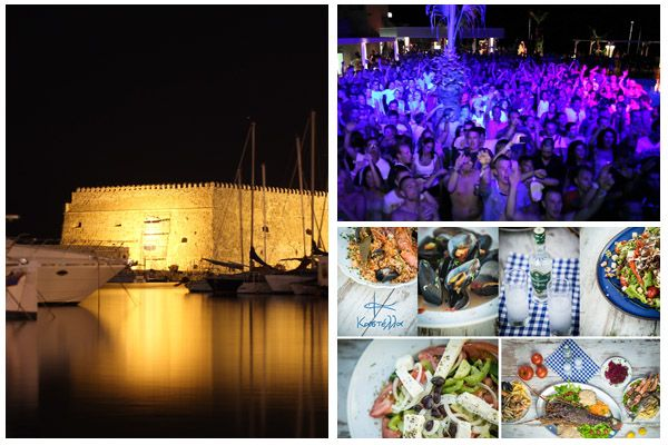 Heraklion Nightlife