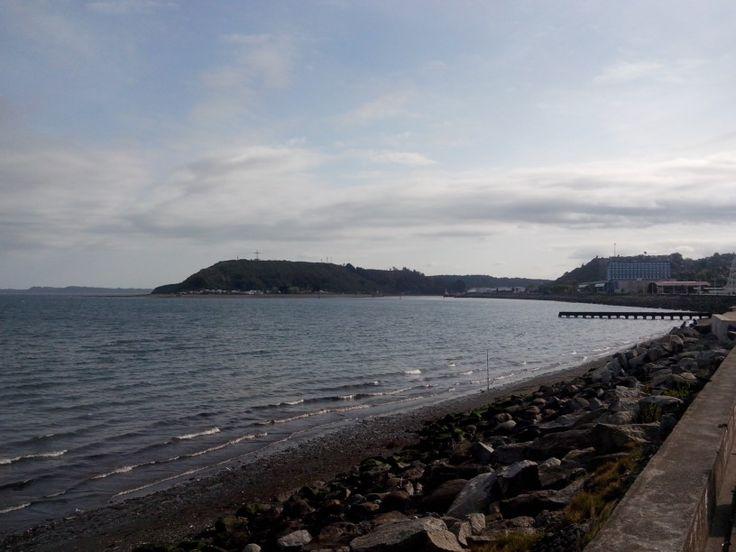 Isla Tenglo. Puerto Montt. Chile.