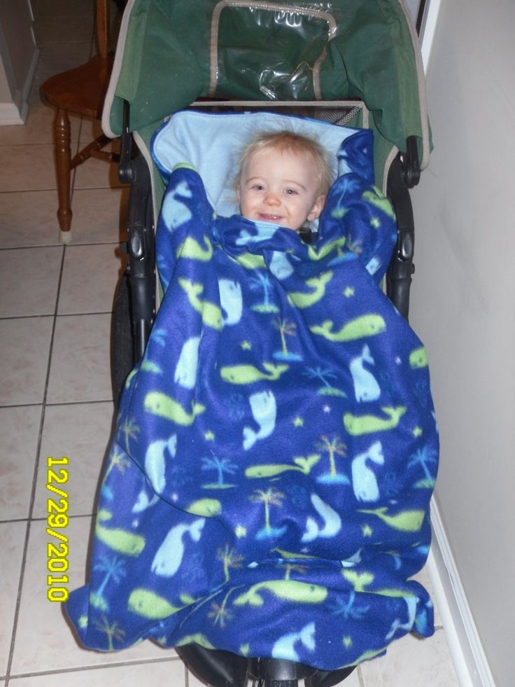 Sew A Stroller Snuggly Bunting Baby Sewing Babies And Crafty